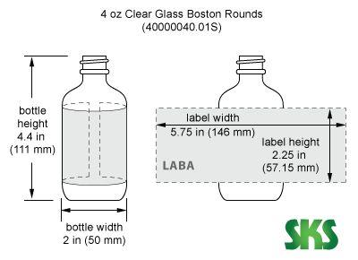 1 Fl Oz Dropper Bottle Mock Up | Cover Actions Premium | Mockup