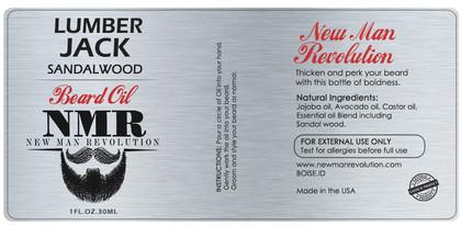 Design 2 Beard Oil Labels | Freelancer