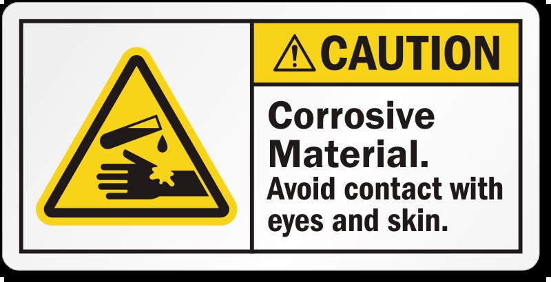 Health Flammability Physical Hazard Label HAZCHEM 14710 Chemical