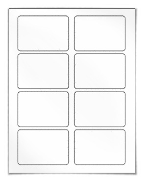 Download Shipping Label Template 8 Per Sheet