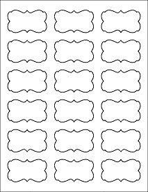 unique Label templates ideas on Pinterest