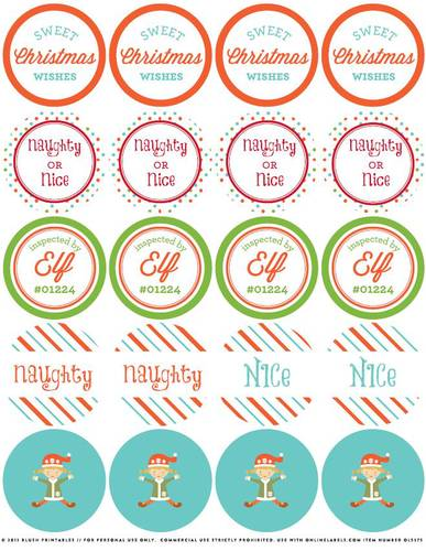 Free Printable Stickers Spring Time Floral Labels The