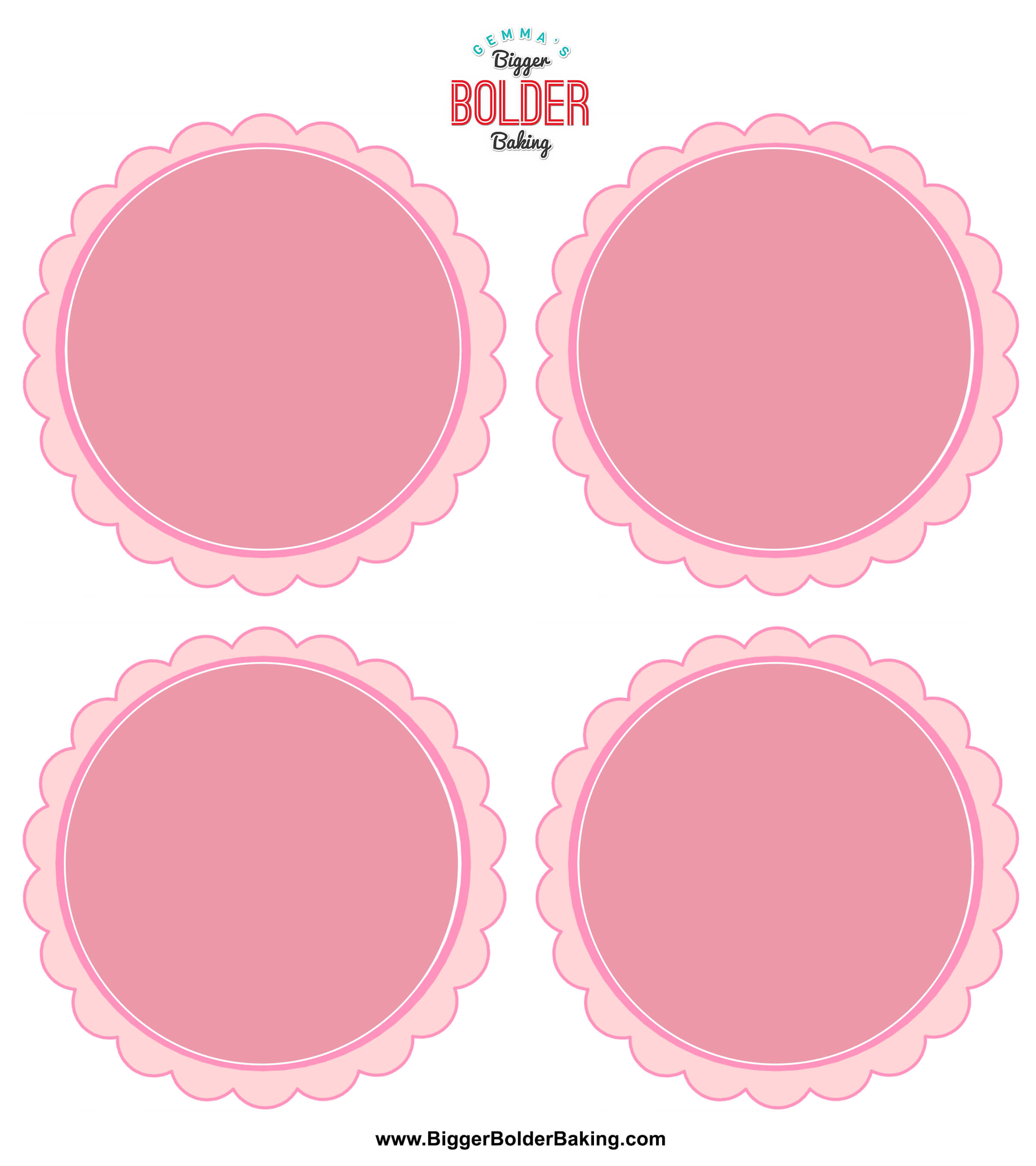 Makea Free cute label frames | Look at these Labels & more
