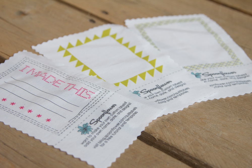 a great collection of free quilt label templates.. | quilt labels