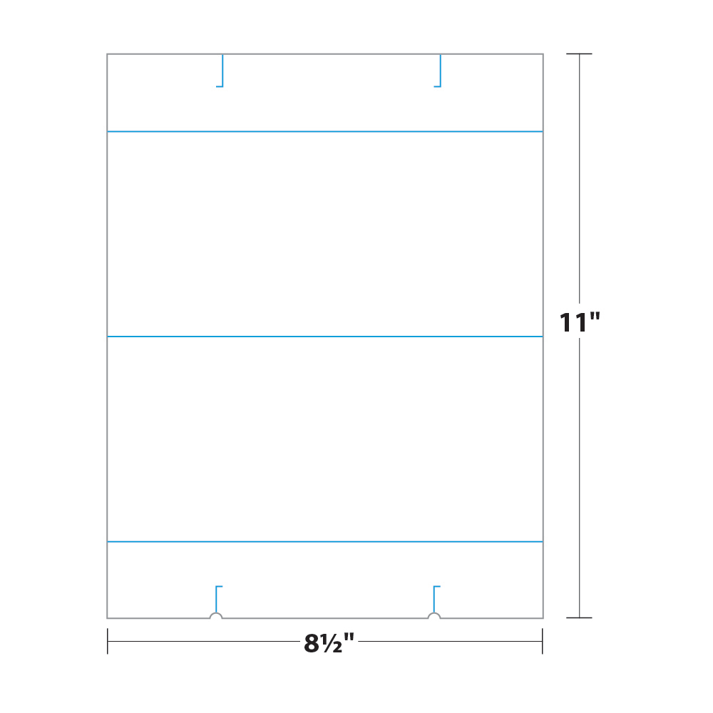 Table Label Template